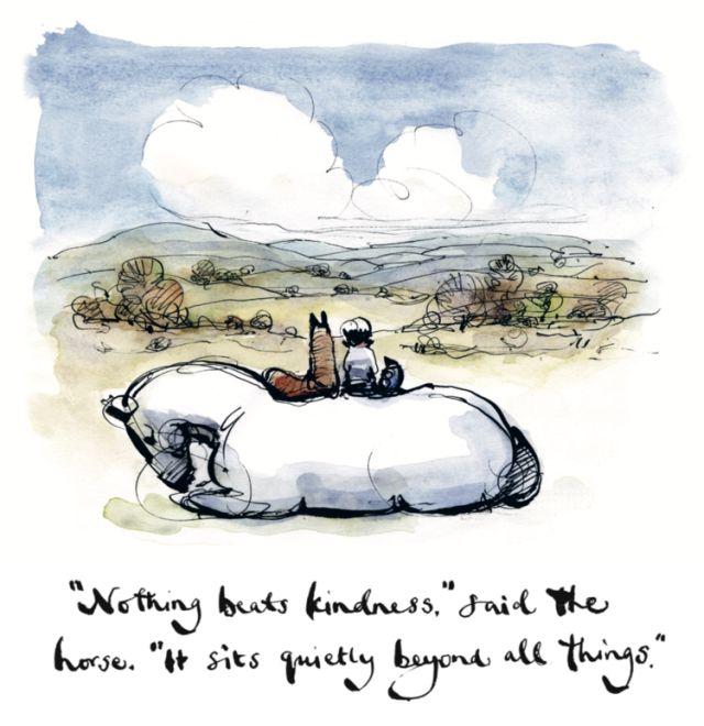 Bildergebnis für Der Junge, der Maulwurf, der Fuchs und das Pferd